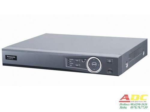 Đầu ghi hình 4 kênh Panasonic CJ-HDR104